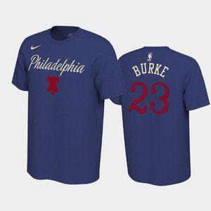 Philadelphia 76ers Trey Burke Earned T-Shirt